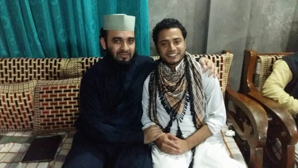 Mizanur Rahman Azhari brather photo