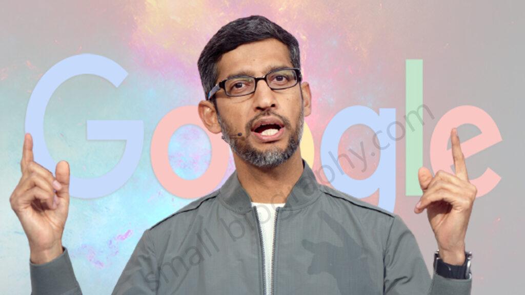 google CEO picture