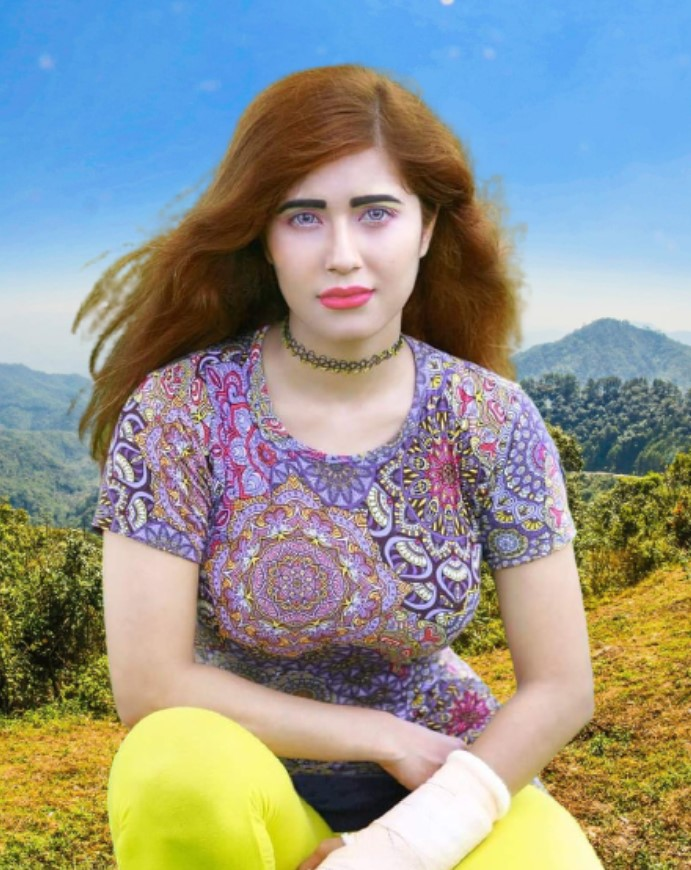 Naila Nayem  fetion photo