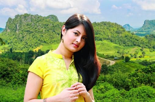 Agnila Iqbal HD photo