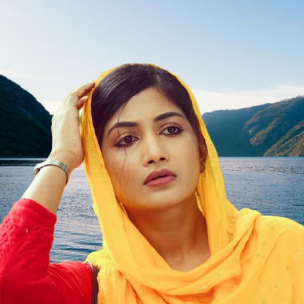Samia Othoi  luking picture