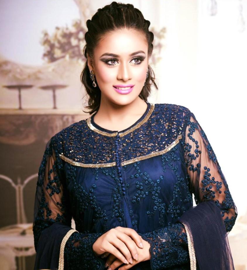 Shaila Sabi fetion photo