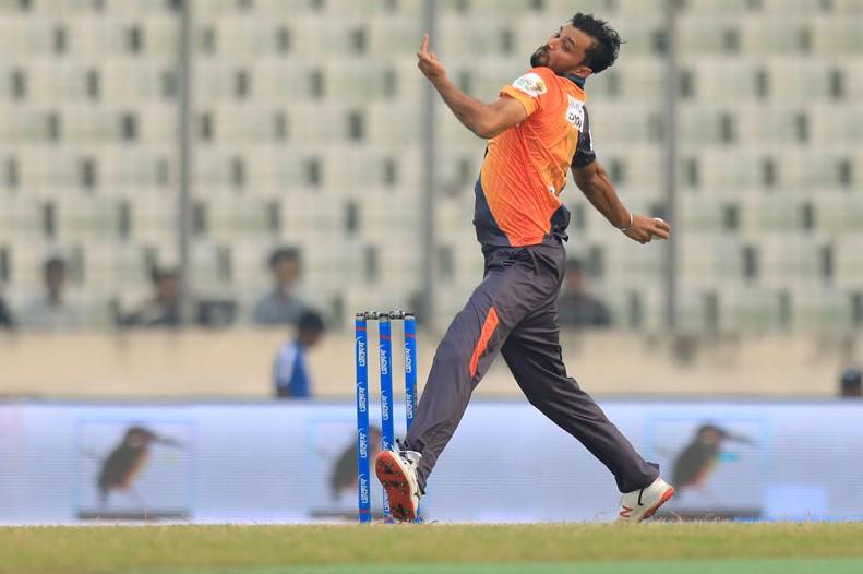 Mashrafe Mortaza Bangladeshi cricketer
