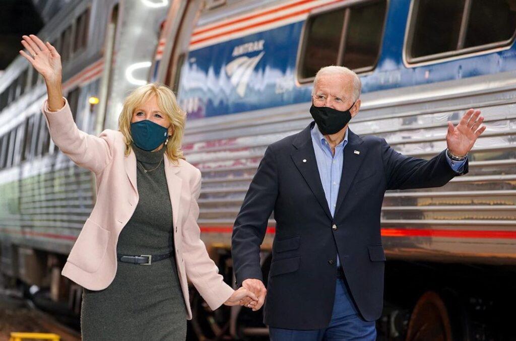 Joe Biden wife picture