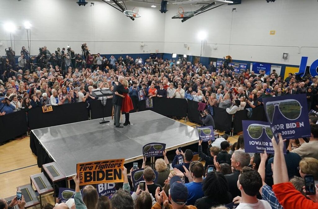 Joe Biden confirmation picture