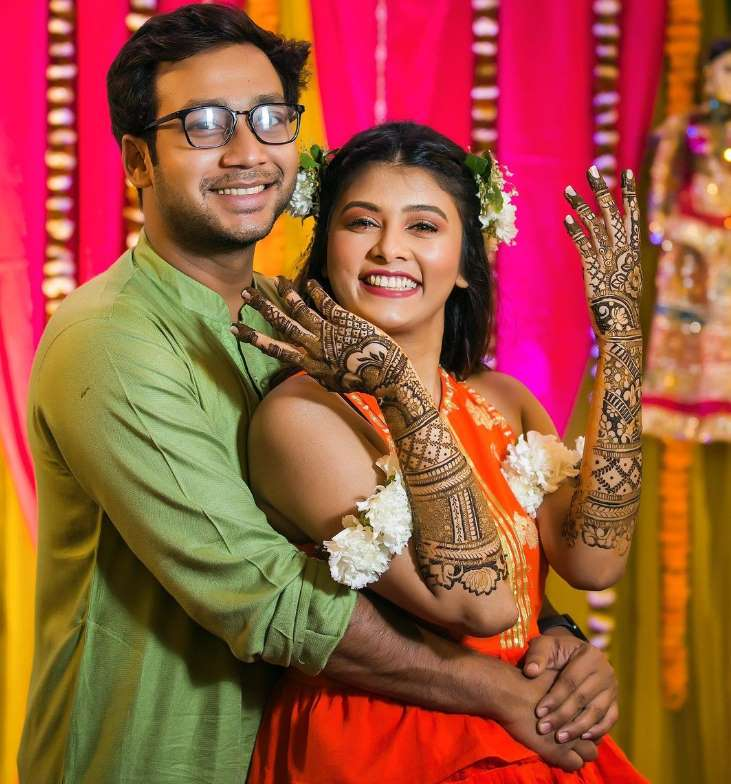Toya Husband sawon Ahmed photo