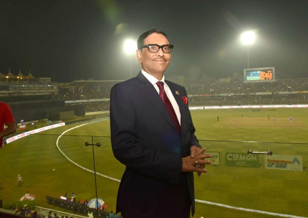 Obaidul Quader BPL Cricket photo