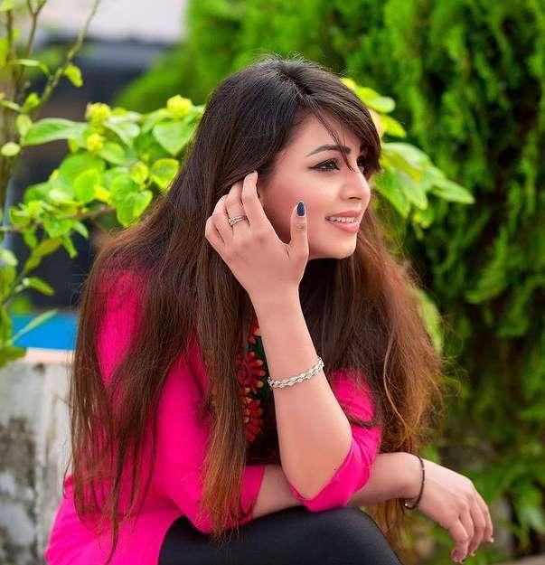 Sadia Jahan Prova Fetion Photo