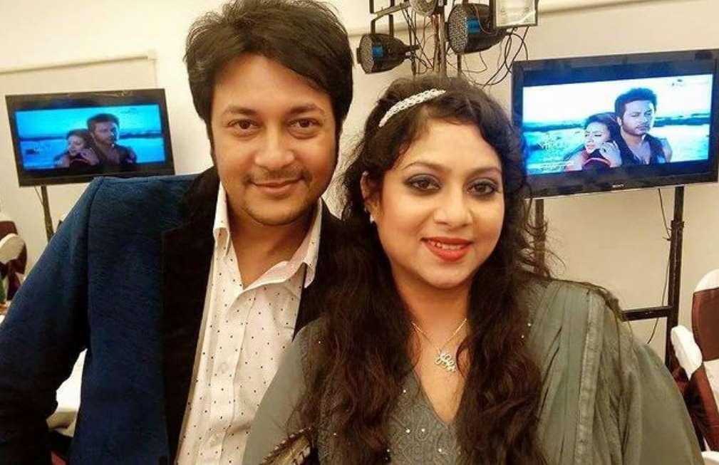 Shabnur & Mamnun Hasan Emon Photo