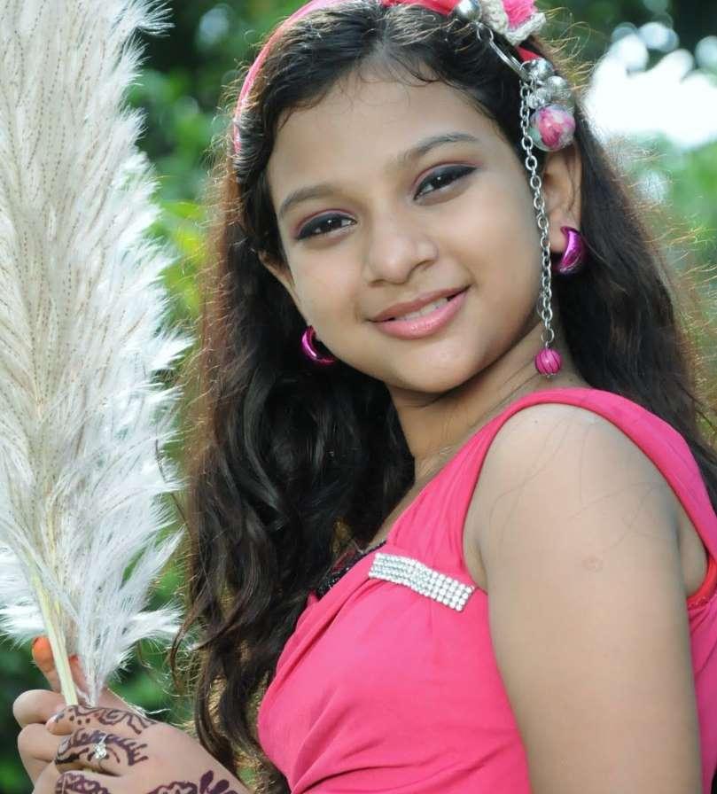 HD childhood Photo Sanita Rahman