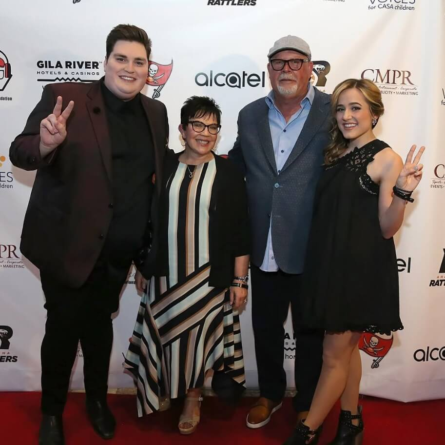 Bruce Arians Family photo