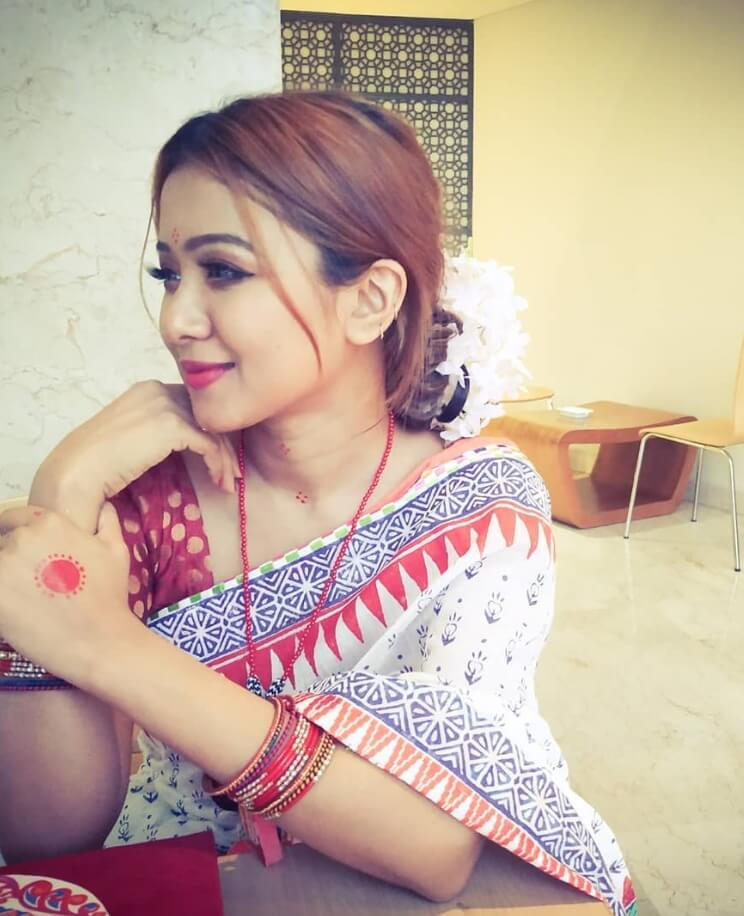 Rukaiya Jahan Chamak Best Sharee picture
