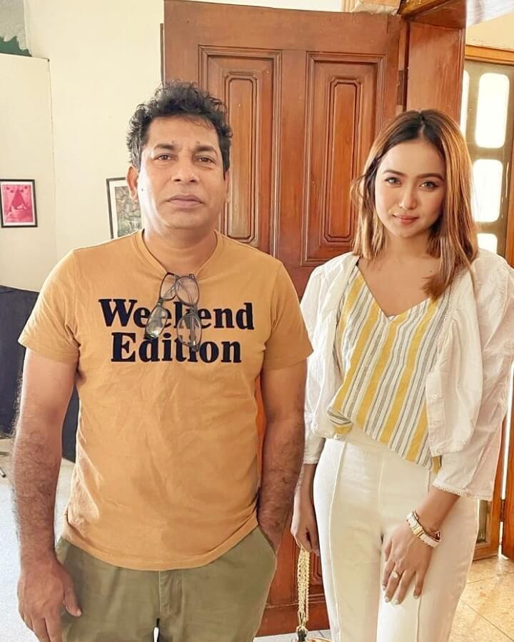 Rukaiya Jahan Chamak & Mosaref Korim picture