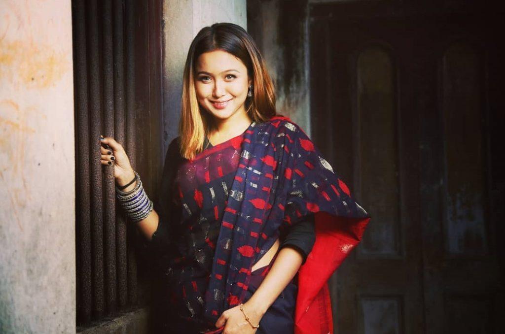 Rukaiya Jahan Chamak Rad Sharee picture