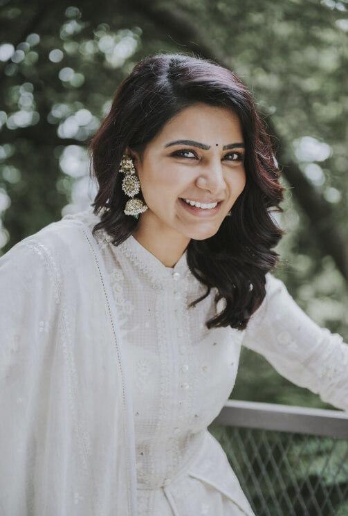 Samantha Akkineni Smail picture