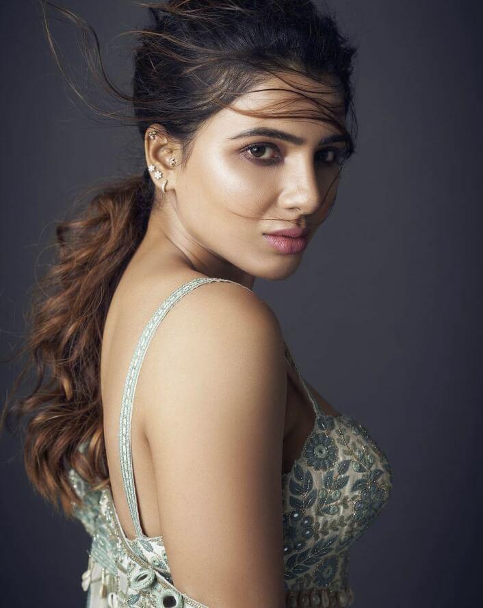 Samantha Akkineni modeling picture