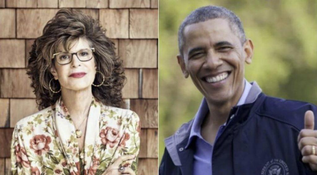 Shoshana Zuboff & Brack obama picture