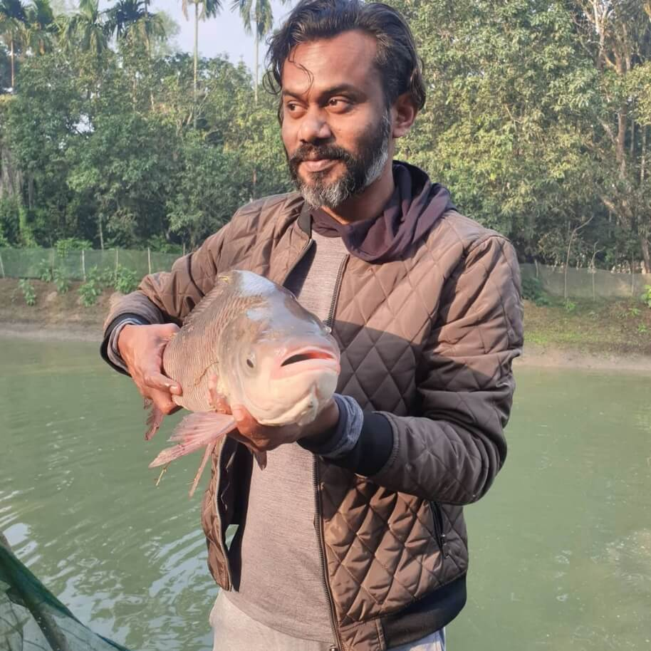 Solaiman Shukhon For Fish picture