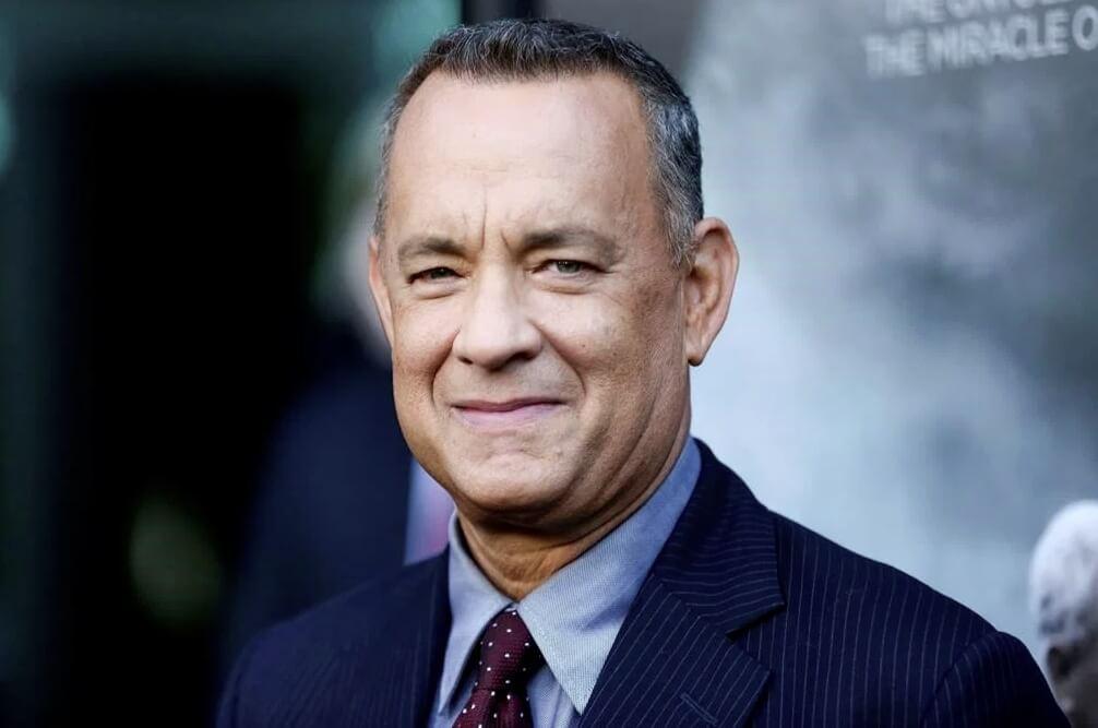 Tom Hanks Best luking picture