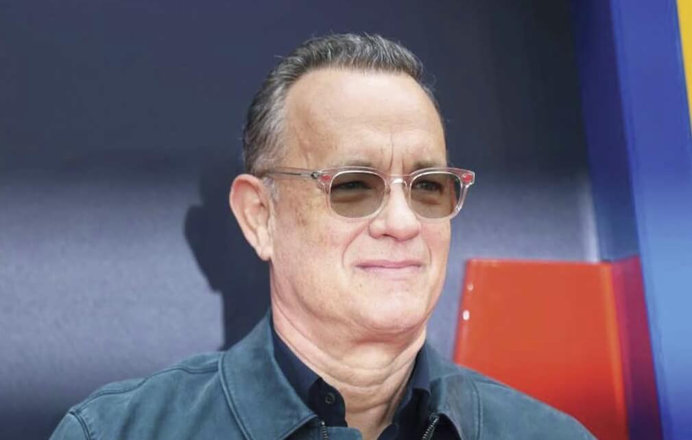 Tom Hanks fashion image
