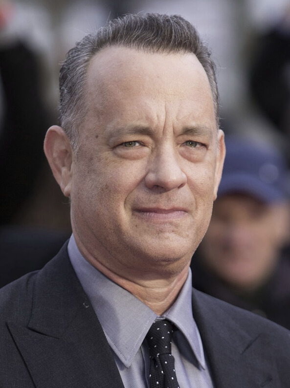 Tom Hanks toksho picture