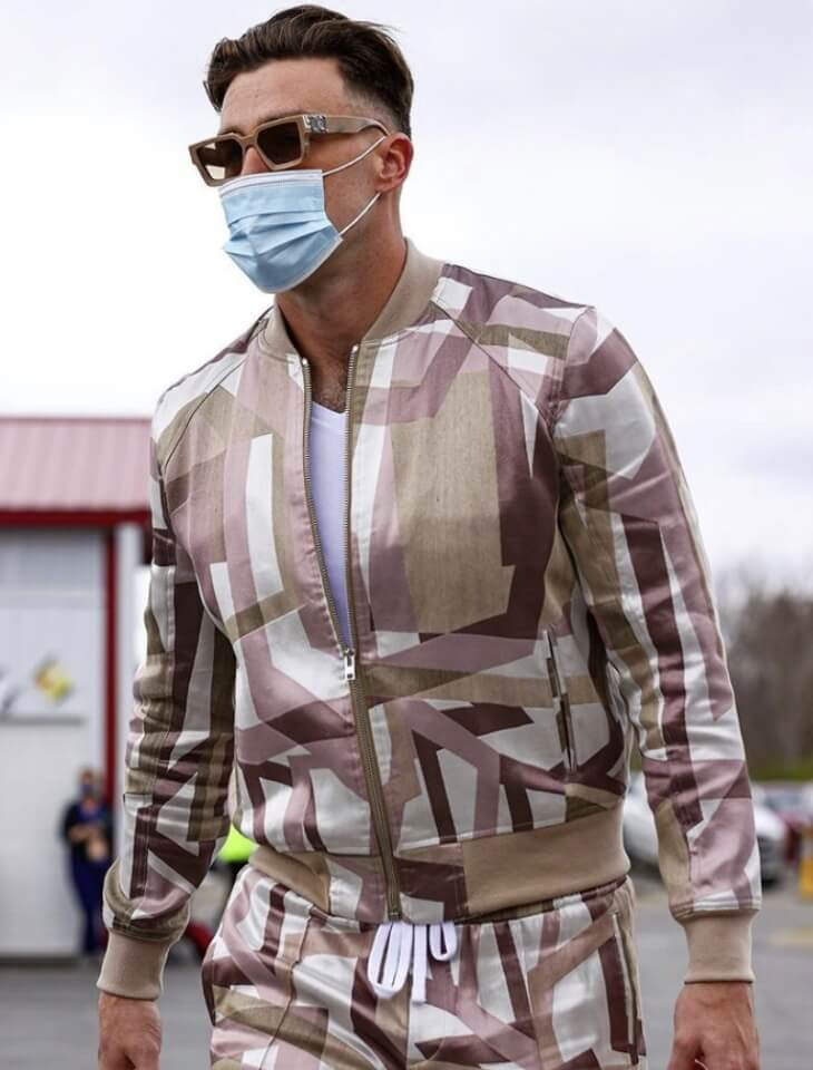 Travis Kelce Fashion picture
