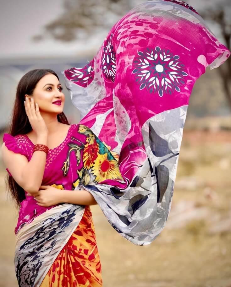 Zahara Mitu Sharee pics