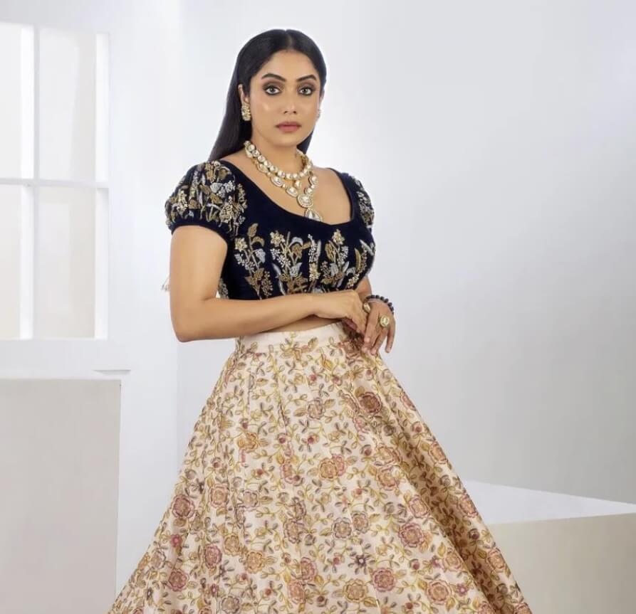 Abhirami Venkatachalam Fashion pic