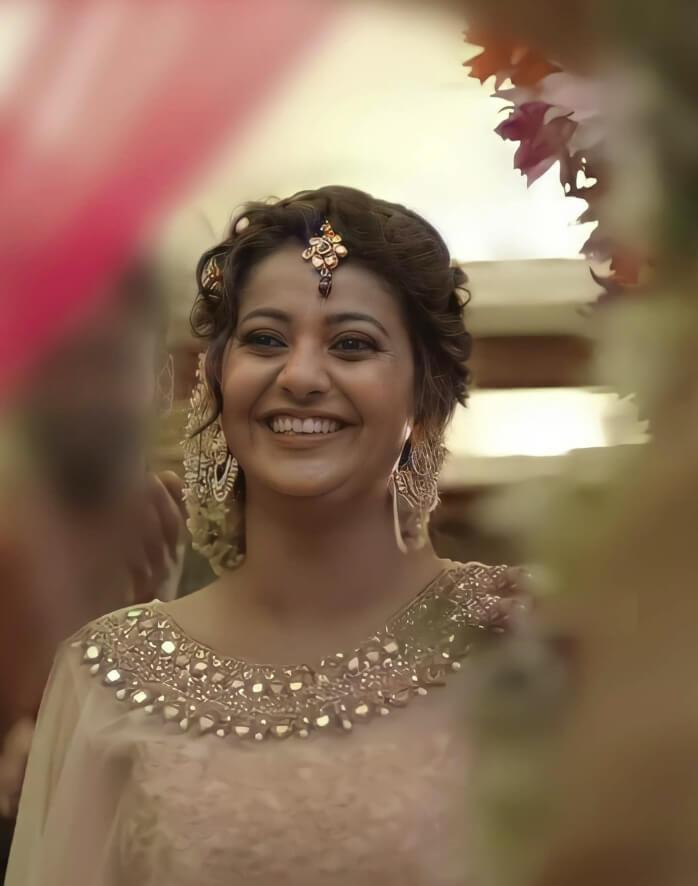Anamika Chakraborty Holy fack picture