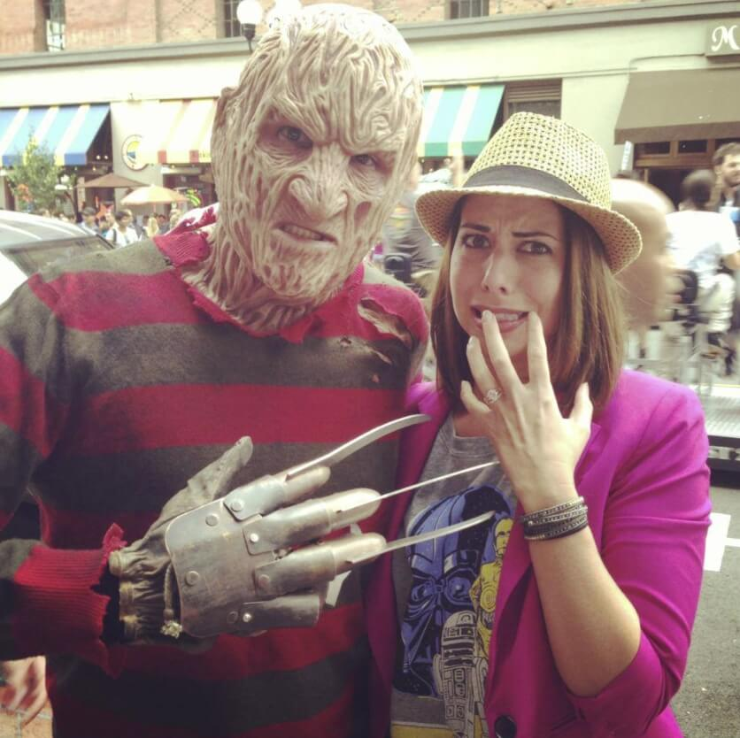 Laura Bailey Funny picture