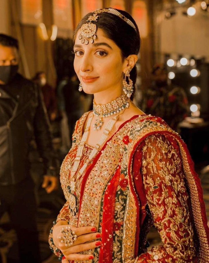 Mawra Hocane modeling time picture